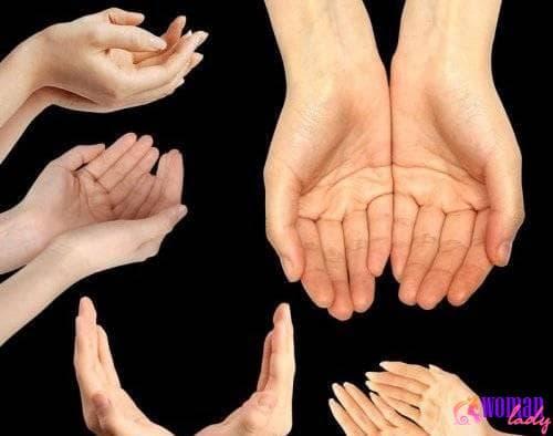 Руки человека - книга о нем