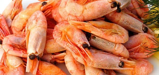 Пищевое отравление креветками