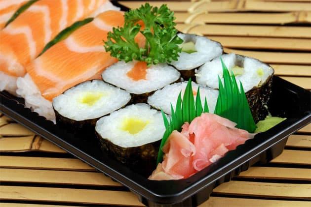 Суши-диета