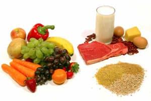 Принципы питания для подтягивания кожи