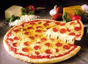 Тесто для пиццы без дрожжей на кефире