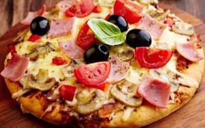 Тесто для пиццы без дрожжей на майонезе и кефире