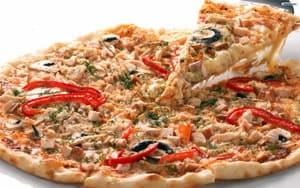 Тесто для пиццы без дрожжей на молоке