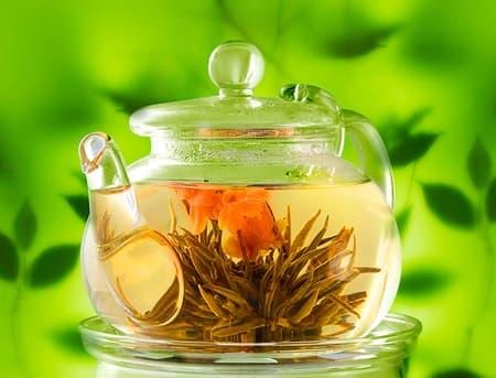 Чай в косметологии и на Вашем столе
