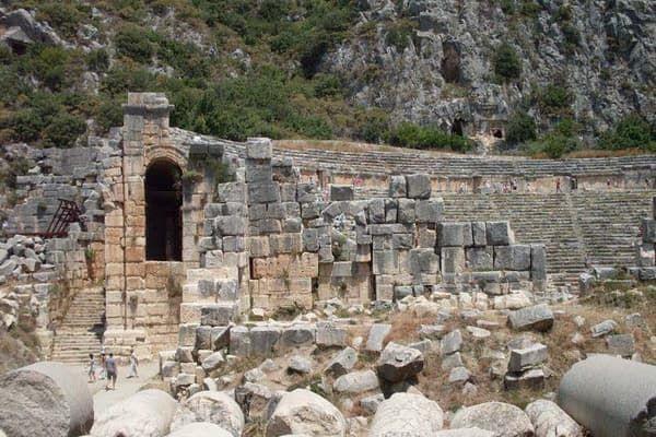 Экскурсия по побережью Средиземноморья