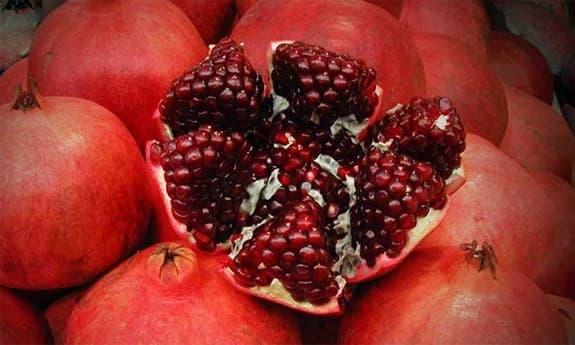 Гранат – полезное карфагенское яблоко