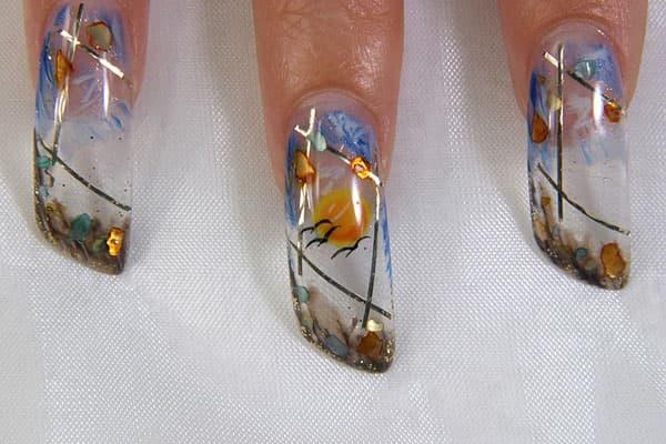 Как правильно выбрать дизайн ногтей?