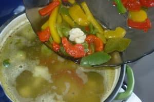 Рецепт супа для похудения из сельдерея