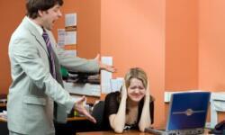 Стресс на работе или как перестать бояться начальника