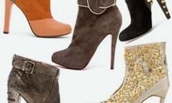Как выбрать замшевую обувь?
