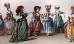 Интересные факты из истории женских платьев