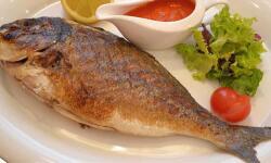 Пищевое отравление рыбой