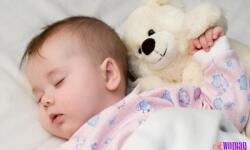 Плохой ночной сон малыша и его причины