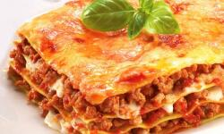 Рецепт классической лазаньи