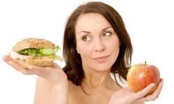 Возраст и диета
